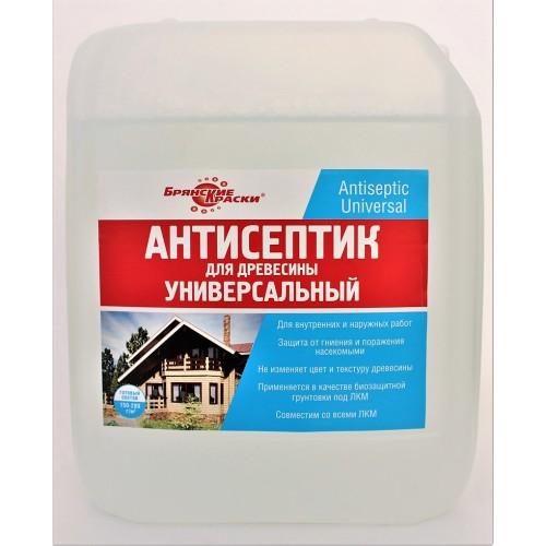 Антисептик грунт для внутренних и фасадных работ