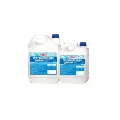 Противоморозная добавка с пластифицирующими компонентами